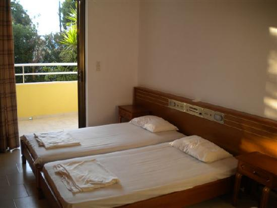 Hotel Iris: Stanza