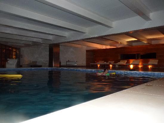 Hotel Tunquelen: el spa
