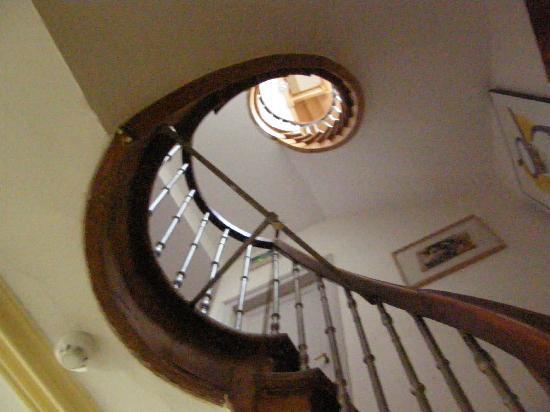 Dieltiens Gastenkamers Guestrooms: Staircase