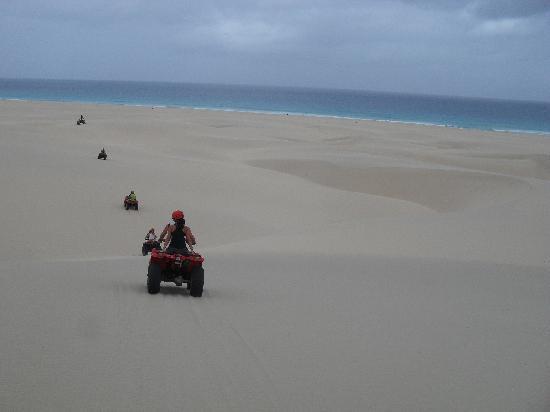 Royal Decameron Boa Vista: escursione in quad