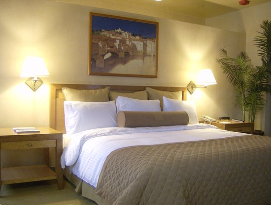Grand Hotel Tijuana: Habitaciones