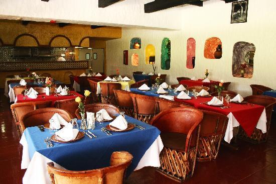 Grand Hotel Tijuana: Restaurante La Hacienda