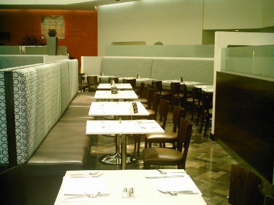 Grand Hotel Tijuana: Restaurante Plaza Café