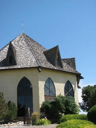 Ste. Chapelle Winery: Ste Chapelle building
