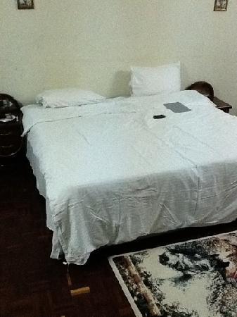 PrideInn Hotel Westlands: bedroom