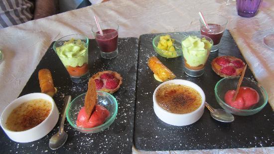 La Malle aux Epices : les dessert