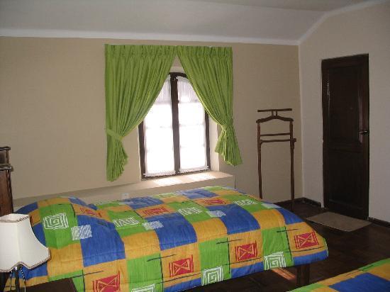 Santa Cecilia: dormitorio doble