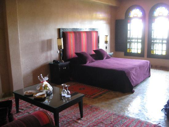 Al Fassia Aguedal: Beautiful room