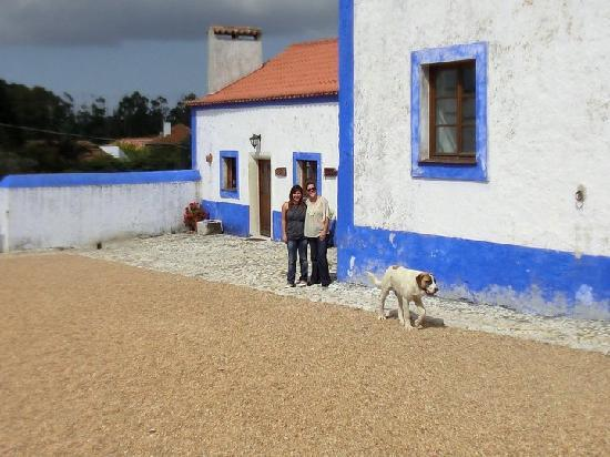 Lisbon Stories: The old dairy farm with Catia