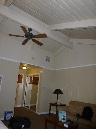Big Sur Lodge: The room