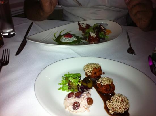 Rajpoot Restaurant: delicious!!