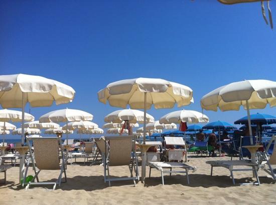 San Benedetto del Tronto, Italien: bagno 70 le lancette