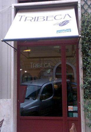 Tribeca Cafe: ENTRATA