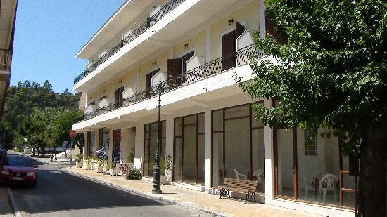 Hotel Kronio: entrée