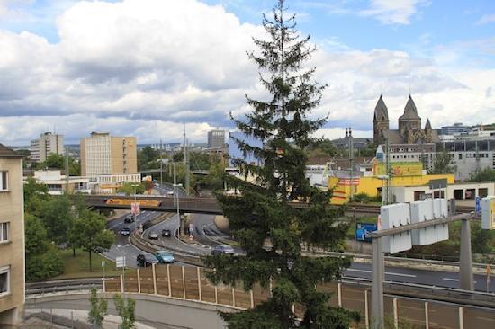 View From Suite Deck Bild Von City Partner Top Hotel Kramer