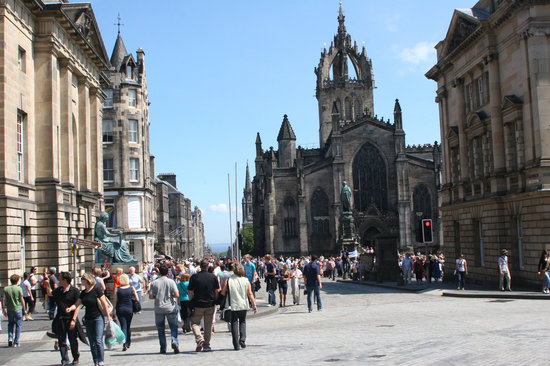 De Royal Mile