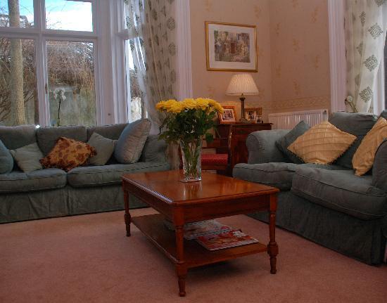 Lounge Holcombe House