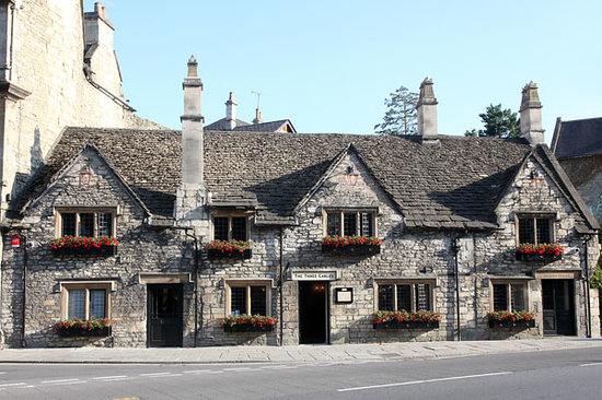 Bradford-on-Avon, UK: The Three Gables