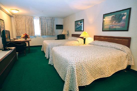 Shilo Inn Suites - Coeur d'Alene: Shilo Inns Coeutr d'Alene Double Queen Suite
