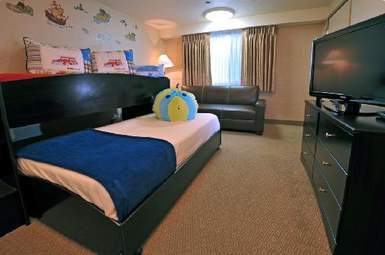 Shilo Inn Suites Hotel - Seaside Oceanfront: Shilo Inns Seaside Ocean Front Hotel Kids Suite