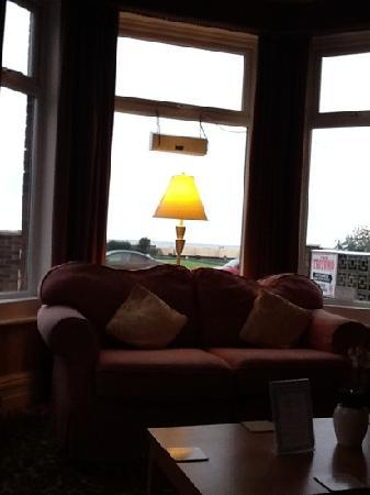 The Trotwood Guest House: lounge view