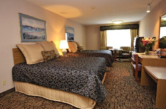 Shilo Inns Tillamook: Enjoy comfort and convenience at Shilo Inn Suites in Tillamook.