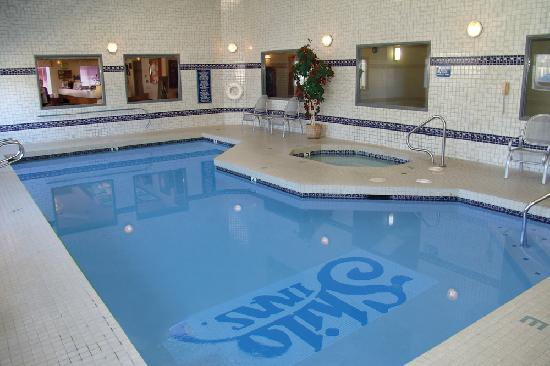 Shilo Inn Suites Seaside East: Shilo Inns Seaside East Pool