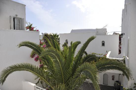 Mediterranean Beach Palace: vue .... sur la mer !!!
