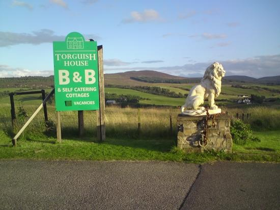 Torguish House B&B and self-catering cottages: THE place!!!!!!