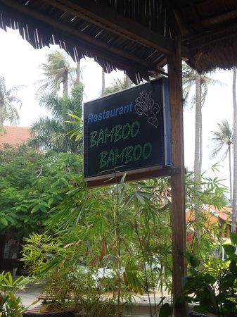 Bamboo Bamboo Restaurant