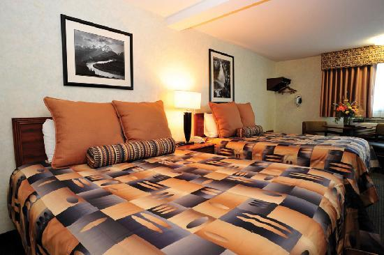 Shilo Inn Medford: Shilo Inns Medford Double Queen Suite