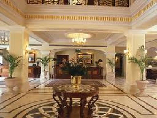 interior hallways picture of the imperial hotel new delhi tripadvisor. Black Bedroom Furniture Sets. Home Design Ideas