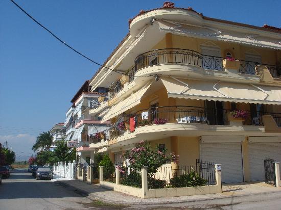 Dionisiou Beach, Yunani: dionisos app