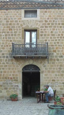 Gangi, Italia: front entrance