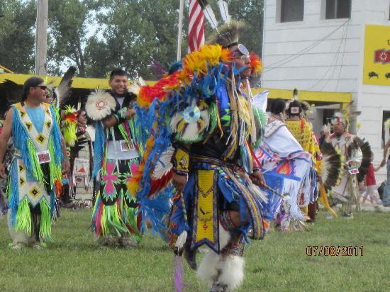 ‪‪Odd Duck Inn‬: Pow Wow Pine Ridge august 2011‬