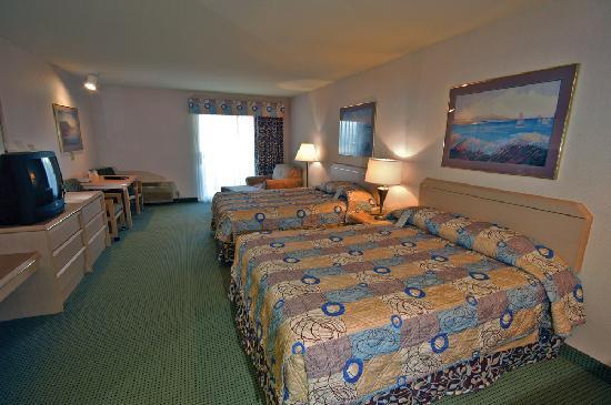 Shilo Inn & Suites - The Dalles: Shilo Inns The Dalles Double Queen Suite