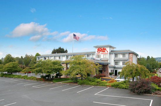 Shilo Inn Suites Newberg - Oregon: Shilo Inns Newberg Hotel