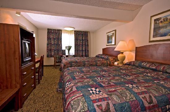 Shilo Inn - Helena : Shilo Inns Helena Hotel Double Queen Suite
