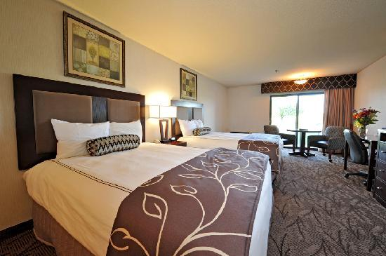 Shilo Inn Suites Hotel - Idaho Falls: Shilo Inns Idaho Falls Hotel Double Queen Suite