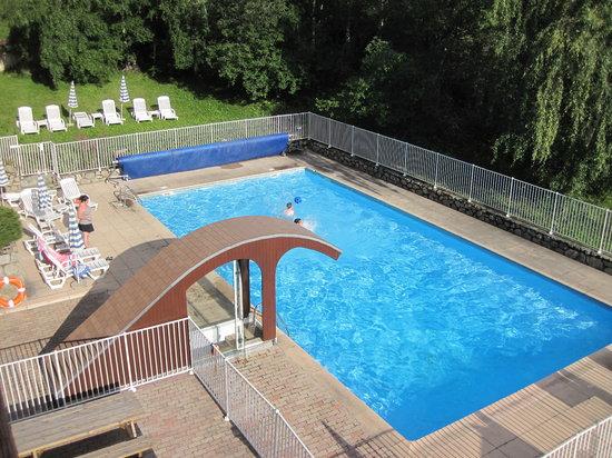 Chalet Hotel Berangere : Hotel La Berangere - the pool