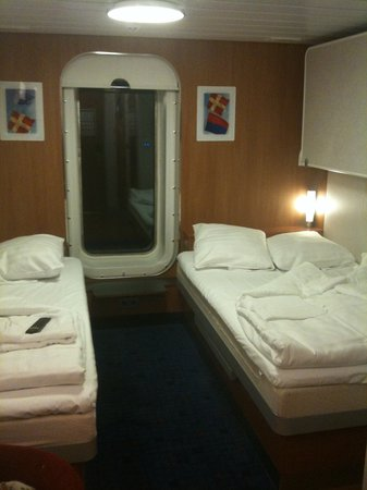 Stena Line Limited - Day Trips: The second cheapest of the range of cabins