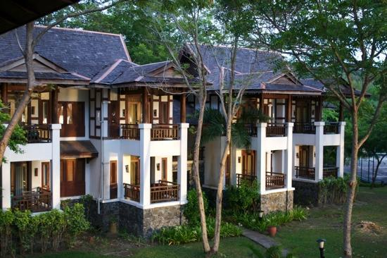 Vivanta by Taj Rebak Island, Langkawi: the rooms....