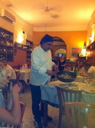 Ristorante Tommasini: grande chef