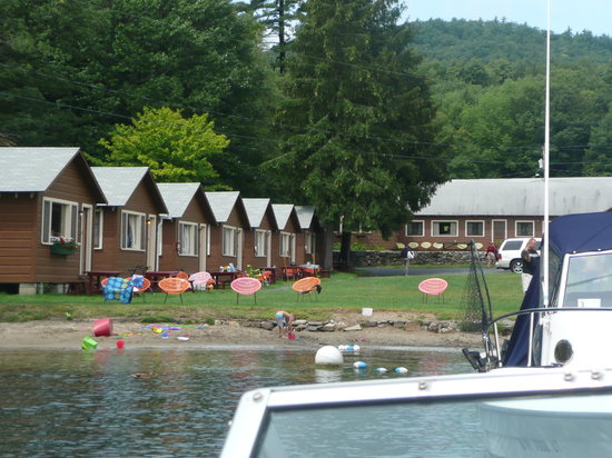Twin Bay Village : View from the boat dock