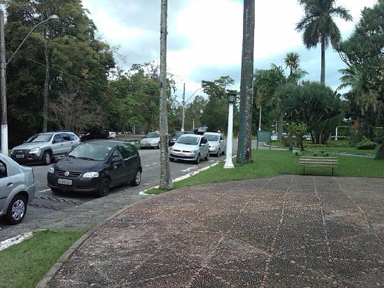 Volta Redonda, RJ: Park-like settings; Bella Vista indeed...