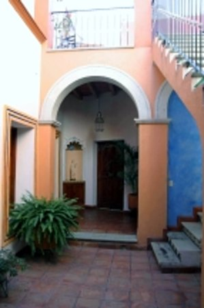 The House in Guanajuato
