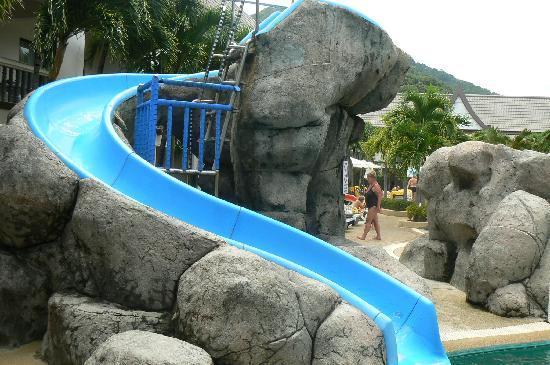 Centara Kata Resort Phuket: Kids Slide was lots of fun for them