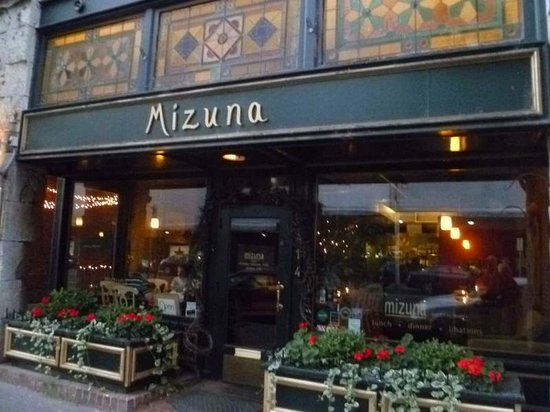 Mizuna Restaurant Wine Bar Spokane Menu Prices Reviews Tripadvisor
