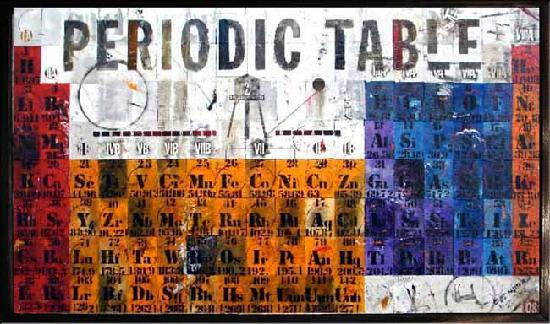 Rice polak gallery provincetown ma anmeldelser for Periodic table 85