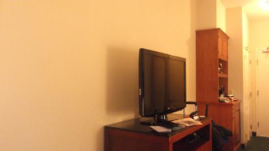 Hilton Garden Inn Hershey: tv